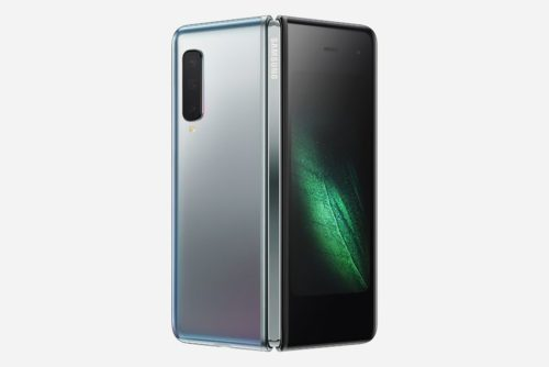 Samsung Galaxy Fold video shows the crease is very much real