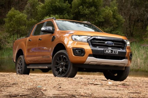 Ford Ranger named Best Dual-Cab 4WD Ute for 2019