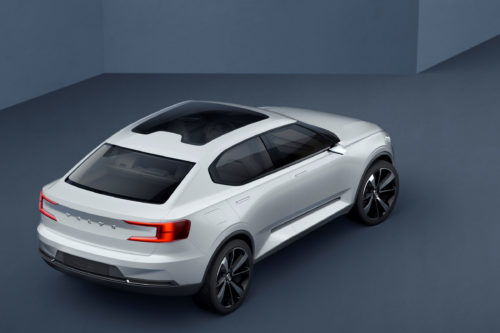 Predictably named Polestar 3 to debut in 2021 as a coupe-style electric SUV