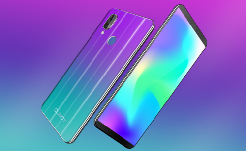 CUBOT X19 Smartphonme: An Inexpensive Smartphone with Gradient Cover For Just $119.99
