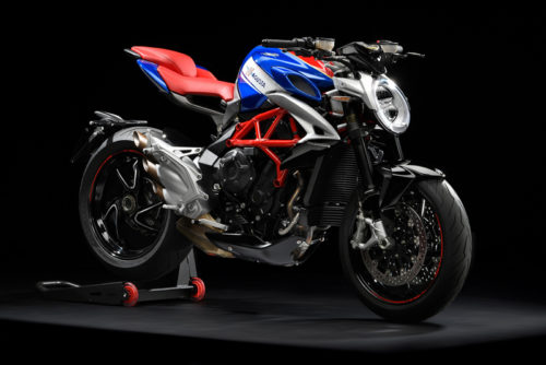 2019 MV Agusta Dragster 800 RR America First Look (200 Built)