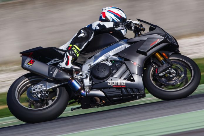 2019 Aprilia RSV4 1100 Factor Review: Mugello Tested
