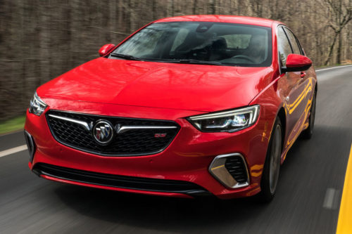 2019 Buick Regal GS Review