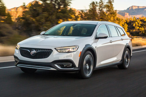 2019 Buick Regal TourX Review