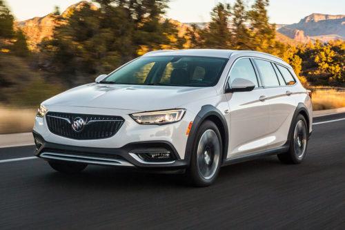 2019 Buick Regal TourX Review