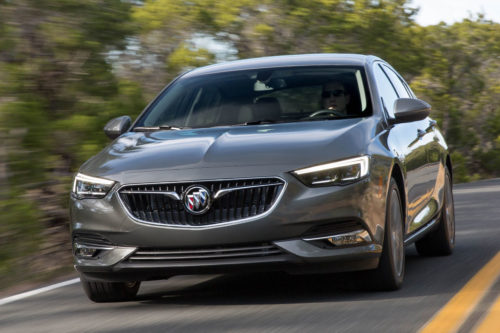 2019 Buick Regal Sportback Review