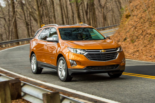 2019 Chevrolet Equinox Review