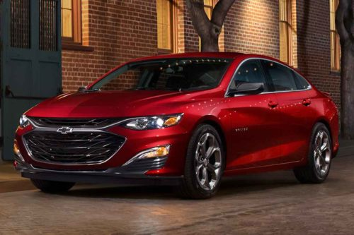 2019 Chevrolet Malibu RS Review