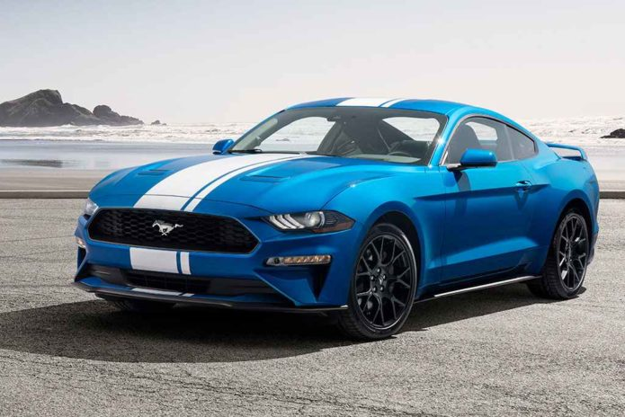 2019 Ford Mustang (1)