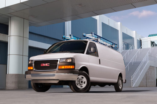 2019 GMC Savana 3500 Review