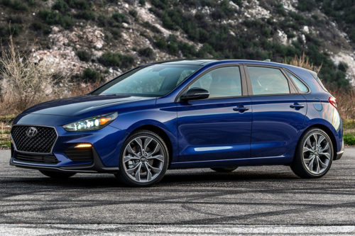 2019 Hyundai Elantra GT Review
