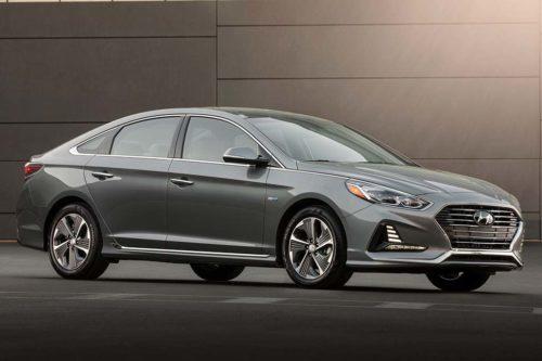 2019 Hyundai Sonata Hybrid Review