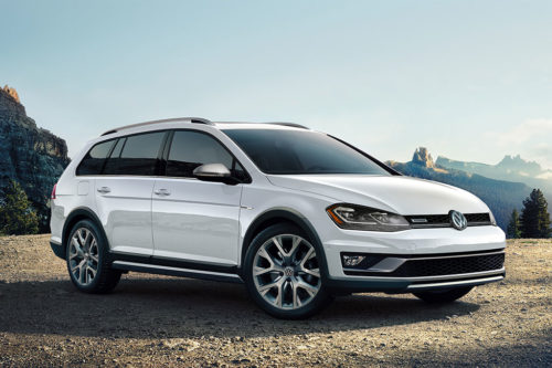 2019 Volkswagen Golf Alltrack Review