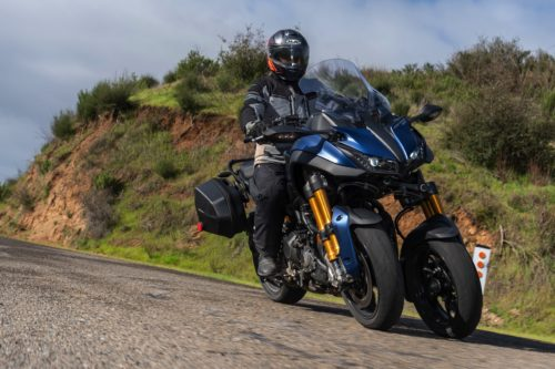 2019 Yamaha Niken GT Review: Motorcycling Redefined