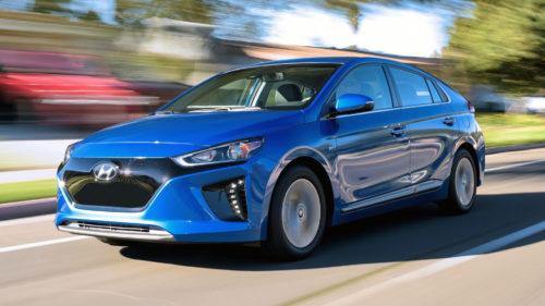 2019 Hyundai Ioniq range review – Green heaven: EV v PHEV v hybrid