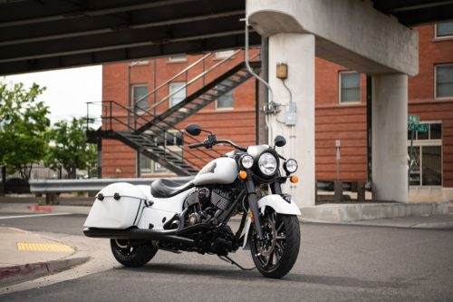 2019 Indian Springfield Dark Horse Review