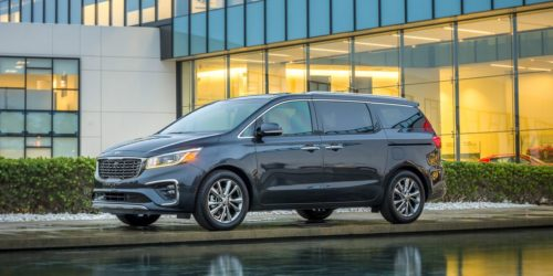 2019 Kia Sedona Review
