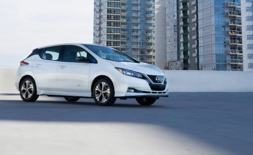 2019 Nissan Leaf Plus officially achieves 226-mile range, but there's a catch