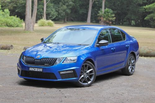 2019 Skoda Octavia RS Review : Quick Spin