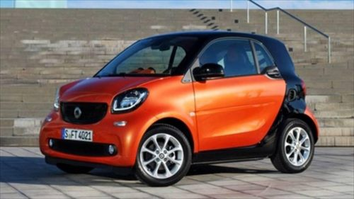 2019 Smart Fortwo Review