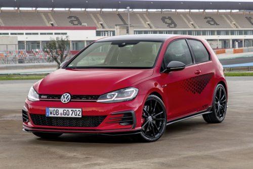 2019 Volkswagen Golf GTI TCR Review — International