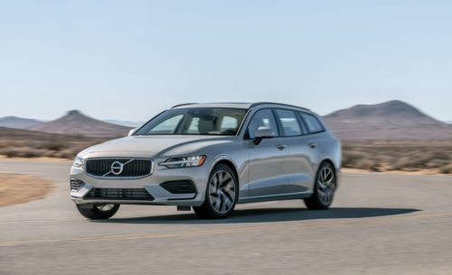 The 2019 Volvo V60 T5 Momentum Is Just What the Longroof Lovers Society Ordered