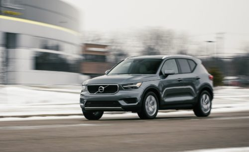 The 2019 Volvo XC40 T4 Brings Swedish Style in an Affordable SUV Package