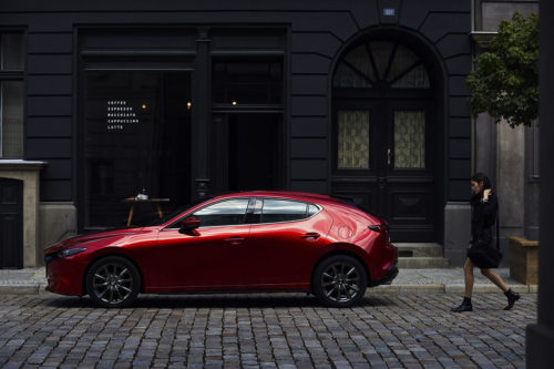 2019 Mazda3 AWD first drive review: Surefooted sweetheart