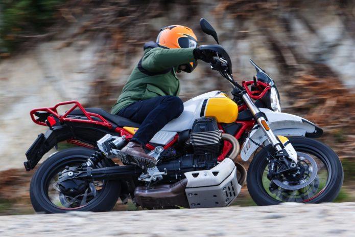 2020 Moto Guzzi V85 TT Adventure and V85 TT Review (22 Fast Facts)