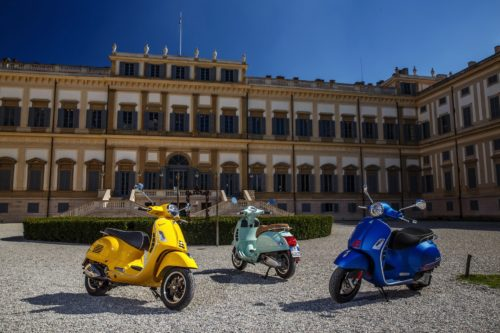 2019 Vespa Elettrica and 2020 GTS 300 HPE Review: Scoot Over Milan