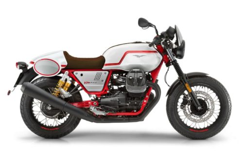 2020 Moto Guzzi V7 III Racer Limited Edition Unveiled