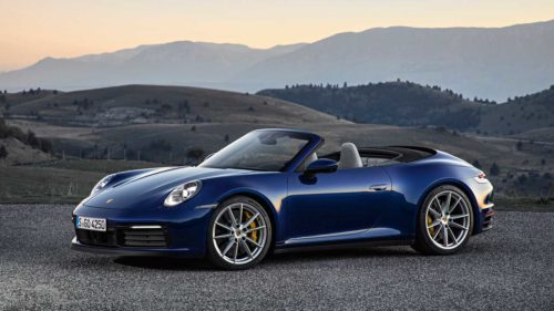 2020 Porsche 911 Carrera S Cabriolet first drive review: The uber-roadster