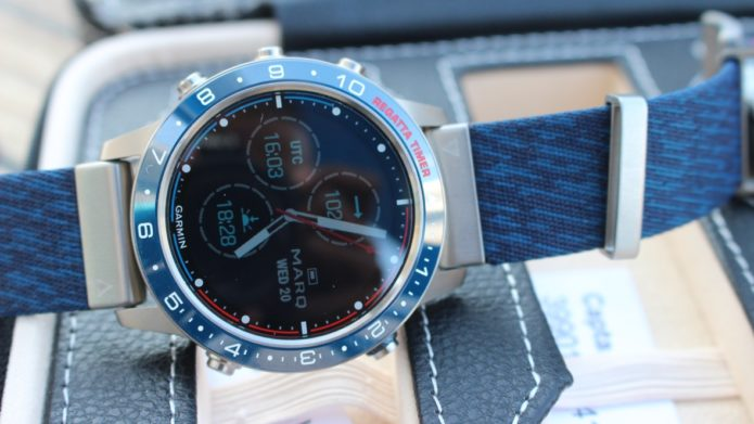 Garmin Marq Hands-on Review : First look - Luxury sports watch wants to live with the Tags and Breitlings