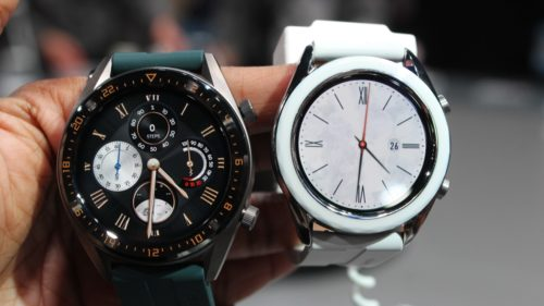 First look: Huawei Watch GT Active and Elegant Editions bring the style