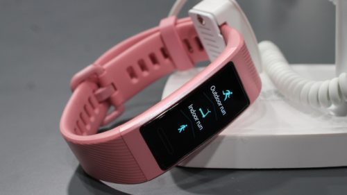 Huawei Band 3 hands-on : First look – A fitness tracker that packs a features punch