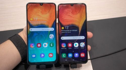 Samsung accidentally reveals three more Galaxy A phones