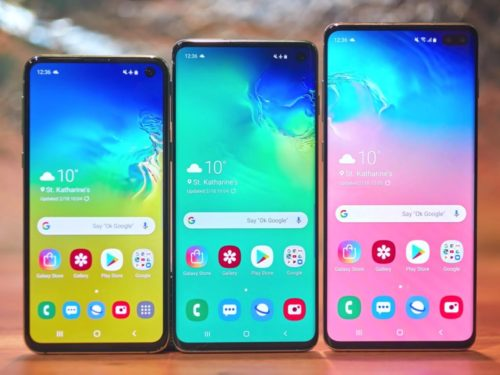 Samsung Galaxy S10e Review: Finally, A Great Small Phone