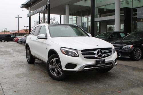 2019 Mercedes-Benz GLC350e review