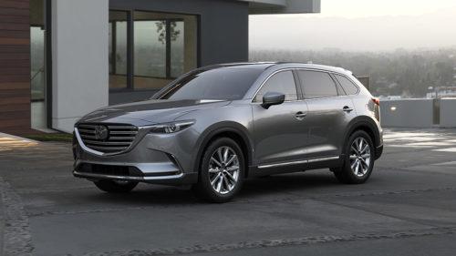 2019 Mazda CX-9 review
