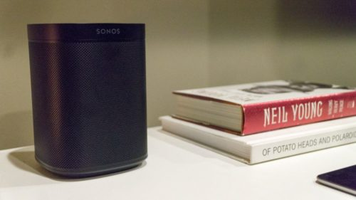 Sonos One is getting an upgrade – but it's not as exciting as you think