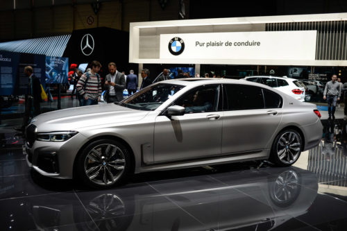 2020 BMW 7 Series: First Look