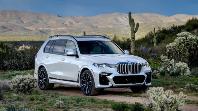 2019 BMW X7 First Drive: Unexpected agility in a 7-seat luxury SUV