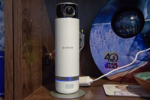 Bosch 360-Degree Indoor Camera Review : A smart camera that follows motion