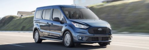 2019 Ford Transit Connect Wagon Review