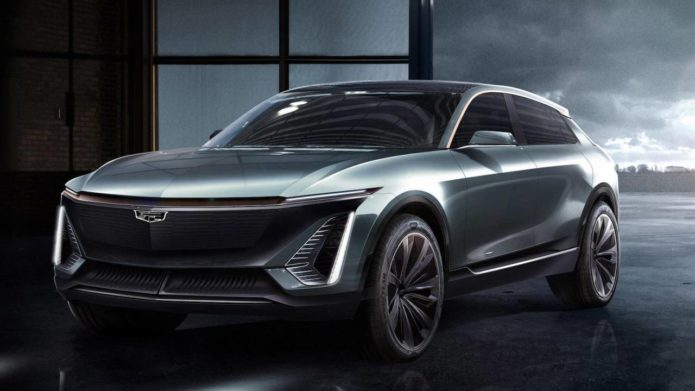 Cadillac readies EV future with car name shake-up