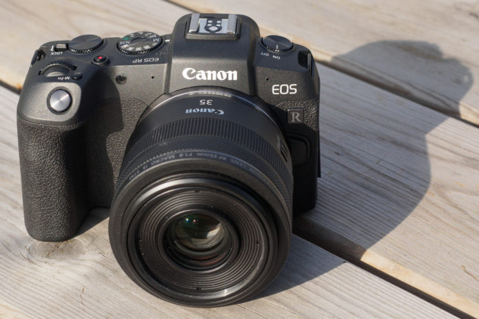 Canon EOS RP vs EOS 6D Mark II: Which is right for you?