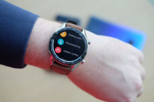Huawei Watch GT smartwatch to be joined by Active and Elegant variants?