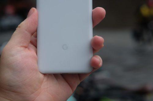 Pixel 4 design leak shows no notch and a dual-camera array