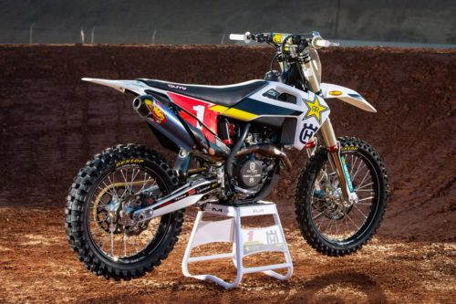 2019.5 Husqvarna FC450 Rockstar Edition Review – First Ride