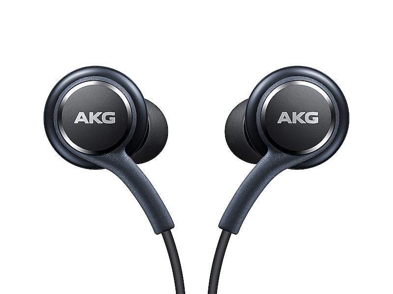 4e5f69c96c4 Samsung Earphones Tuned by AKG, Gray Headphones - EO-IG955BSEGUS ...